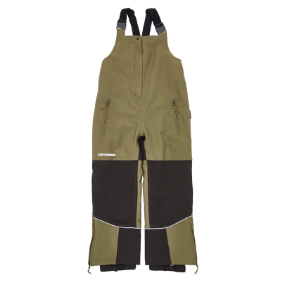 LAUFGLÓI KID'S PADDED BIB-FRONT PANTS