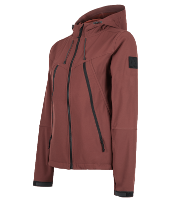 MOLLA WOMEN'S SOFTSHELL JACKET